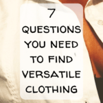 Pin image 2 - how to find versatile clothing for your capsule wardrobe